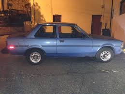 1982 toyota corolla for sale 1982 toyota corolla for sale in dover jersey united states