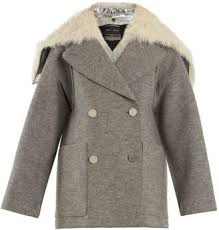 light grey wool coat light grey wool coat shopstyle