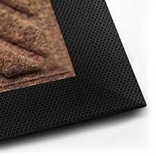 Shoe Mats For Entryway Amazon Com Outside Shoe Mat Rubber Doormat For Front Door 18