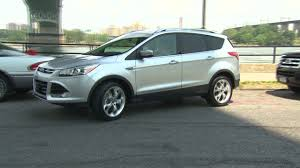 Ford Escape Suv - ford u0027s new escape suv parks itself video personal finance