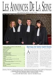 chambre des huissiers 93 edition du lundi 1 décembre 2014 by annonces de la seine issuu