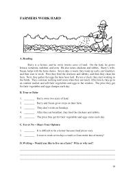 esl worksheets book 3 short stories for students