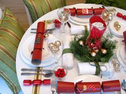 table decoration for christmas christmas decorations 5 ways to decorate your table on a