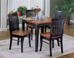 Black Kitchen Tables And Chairs Marceladickcom - Black kitchen tables