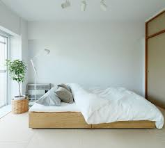 Minimal Bedroom Pin By Dani On Id Bedroom A Pinterest Bedrooms Muji House