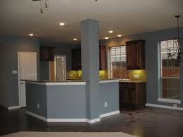 unique blue kitchen with blue grey painted kitchen cabinets 23