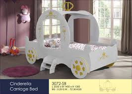 bedroom marvelous horse carriage bed royal princess carriage bed