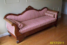 Horsehair Sofa Empire Sofa Ebay