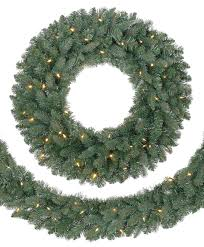 austrian spruce wreaths and garlands tree classics