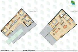 Town House Plans by 4 Bedroom Typical Townhouse Oceanscape Al Reem Island U2013 Al Reem