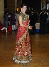 reception sarees for indian weddings top 15 sabyasachi sarees with images styles at