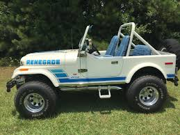 renegade jeep cj7 1977 cj 7 renegade levi edition