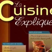 edition bpi cuisine la cuisine expliquée de gilles charles aux editions bpi