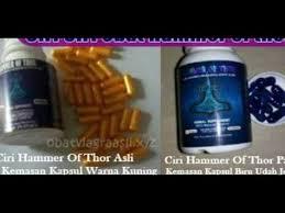 hammer of thor asli italy ciri hammer of thor asli dan palsu