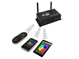 led strip lights wifi controller wifi rgb controller control rgb led strip from your smartphone
