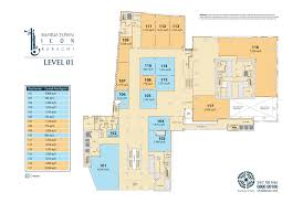 Icon Floor Plan by Mall Of Karachi Bahria Town Icon Karachi
