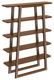 currant bookshelf midcentury bookcases by greenington llc