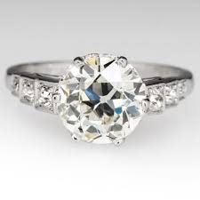 ring pre owned art deco engagement rings for sale images
