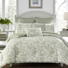100 Cotton Queen Comforter Sets Laura Ashley Home Natalie 100 Cotton Comforter Set By Laura