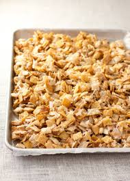 Christmas Snack Recipes For Gifts Sweet Holiday Chex Mix Cooking Classy