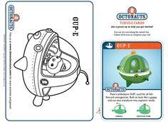 octonaut coloring pages octonauts printable coloring pages mewarnai party ideas