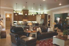 living room simple open concept kitchen living room decorating