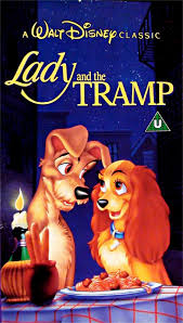 digitized opening lady tramp uk vhs version 2