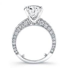 ring setting how high does your engament ring sits weddingbee