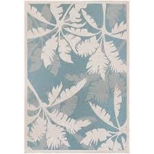 Turquoise Indoor Outdoor Rug Bal Harbor Ivory Turquoise Indoor Outdoor Rug 5 10 X 9