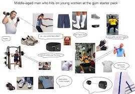 jeep douchebag meme gym starter packs thread bodybuilding com forums