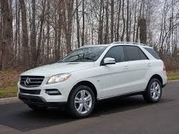 2014 mercedes ml350 review ml350 front quarter photo courtesy michael karesh the