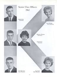 find a yearbook from your class kensington high school class of 1962 yearbook