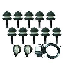 Malibu Flood Light Kit by Low Voltage Landscape Lighting Kits