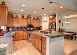 kitchen remodel with wood cabinets trusted kitchen remodeling boise area kitchen