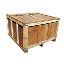 cargo wooden box wooden packing box packers kanchipuram