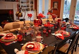 christmas party table centerpieces christmas party table decoration ideas easyday