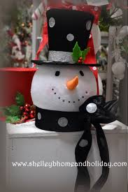 snowman tree snowman christmas tree topper visit shelley b home and