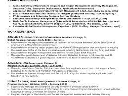 Sample Resume Senior Management Position by Download Resume For Manager Position Haadyaooverbayresort Com