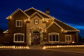 c7 lights on house lights decoration