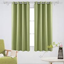 Insulated Curtains Deconovo Room Darkening Panels Thermal Blackout