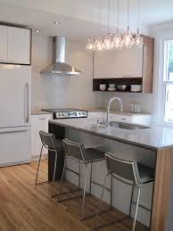 walnut modern kitchen cuisine ranger classic modern kitchen white cabinets walnut