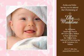 baptism thank you wording baptism christening and naming invitations for with a big