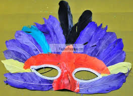 feather masks colorful feather venetian mask fancy dress carnival party