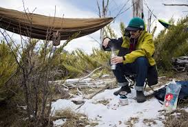 quick tips stay warm when winter hammocking