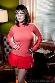 Velma Costume Ani Mia As Velma Cosplay Pics