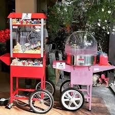 cotton candy rental candy paradise candy buffet chocolate popcorn cart