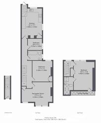 Hammersmith Apollo Floor Plan Flat For Sale In Parfrey Street London W6 Dexters