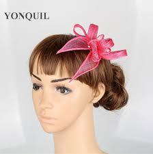 small fascinators for hair 21 colors small fascinators hat sinamay