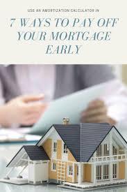 Amortization Calculator Spreadsheet Best 25 Mortgage Amortization Calculator Ideas On Pinterest