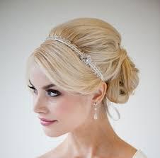 bridal headbands etsy eye candy bridal headbands